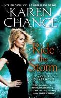 Ride the Storm Cassie Palmer Book 8