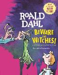 Beware the Witches A Sticker & Activity Book