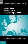 The Protection of Immovables in European Legal Systems