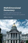 Multidimensional Democracy