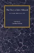 The Diary of John Milward