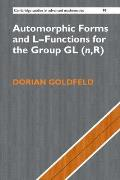 Automorphic Forms and L-Functions for the Group Gl(n, R)