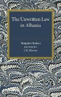 The Unwritten Law in Albania