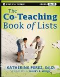 Co Teaching Book Of Lists