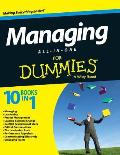 Managing All-In-One for Dummies