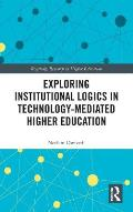 Exploring Institutional Logics for Technology-Mediated Higher Education