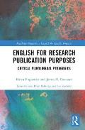 English for Research Publication Purposes: Critical Plurilingual Pedagogies