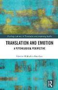Translation and Emotion: A Psychological Perspective