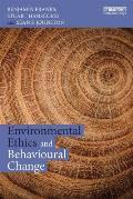 Environmental Ethics and Behavioural Change