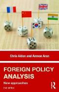 Foreign Policy Analysis: New Approaches