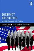Distinct Identities Minority Women In U S Politics
