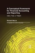 A Conceptual Framework for Financial Accounting and Reporting: Vision, Tool, or Threat?