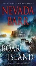 Boar Island An Anna Pigeon Novel