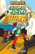 Abigail Adams Pirate of the Caribbean