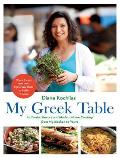 My Greek Table Authentic Flavors & Modern Home Cooking from My Kitchen to Yours