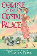 Corpse at the Crystal Palace A Daisy Dalrymple Mystery