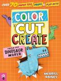 Color Cut Create Play Sets Dinosaur World