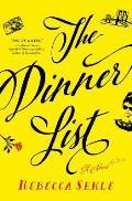 Dinner List A Novel