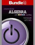 Loose Leaf Intermediate Algebra with P.O.W.E.R., with Aleks 360 11 Weeks Access Card