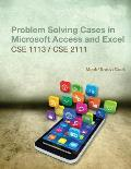 Problem Solving Cases in Microsoft Access and Excel (Custom) (13 Edition)