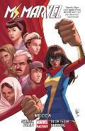 Ms Marvel Volume 8 Mecca