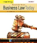 Cengage Advantage Books Business Law Today The Essentials Text & Summarized Cases