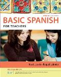 Spanish for Teachers Enhanced Edition: The Basic Spanish Series (with Ilrn Heinle Learning Center, 4 Terms (24 Months) Printed Access Card)