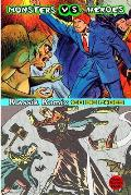 Klassik Komix: Monsters vs. Heroes