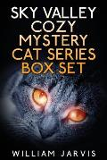 Sky Valley Cozy Mystery Cat Series Box Set