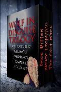Wolf in Disguise Trilogy (an Erotic Bbw Werewolf Pregnancy Romance Series Boxed Set)