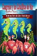 Cangrejos y Los Caballitos de Mar Libro Para Colorear