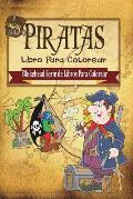 Piratas Libro Para Colorear