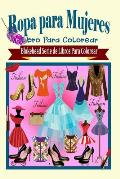 Ropa Para Mujeres Libro Para Colorear