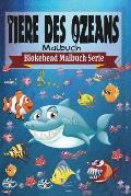 Tiere Des Ozeans Malbuch