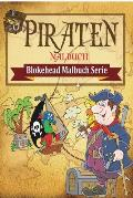 Piraten Malbuch