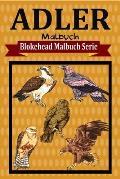 Adler Malbuch