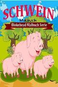 Schwein Malbuch