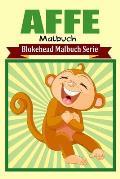 Affe Malbuch