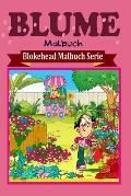 Blume Malbuch