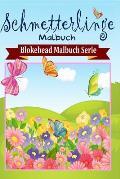Schmetterlinge Malbuch