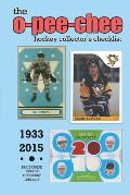 (Past Edition) O-Pee-Chee Hockey Collector's Checklist 2015