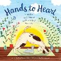 Hands to Heart Breathe & Bend with Animal Friends