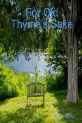 For Old Thyme's Sake
