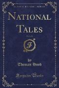 National Tales, Vol. 1 of 2 (Classic Reprint)
