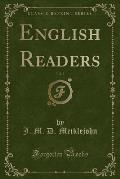 English Readers, Vol. 3 (Classic Reprint)