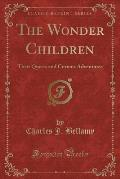 The Wonder Children: Their Quests and Curious Adventures (Classic Reprint)