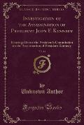 Investigation of the Assassination of President John F. Kennedy, Vol. 14: Hearings Before the President's Commission on the Assassination of President