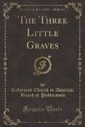 The Three Little Graves (Classic Reprint)