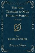 The New Teacher at Mud Hollow School: A Burlesque (Classic Reprint)