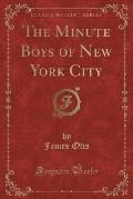 The Minute Boys of New York City (Classic Reprint)